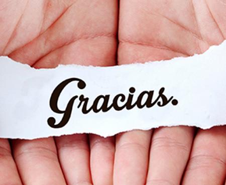 La gratitud, asignatura pendiente